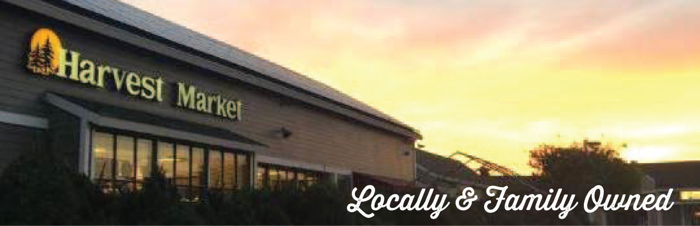 Harvest Market Locally Family Owned